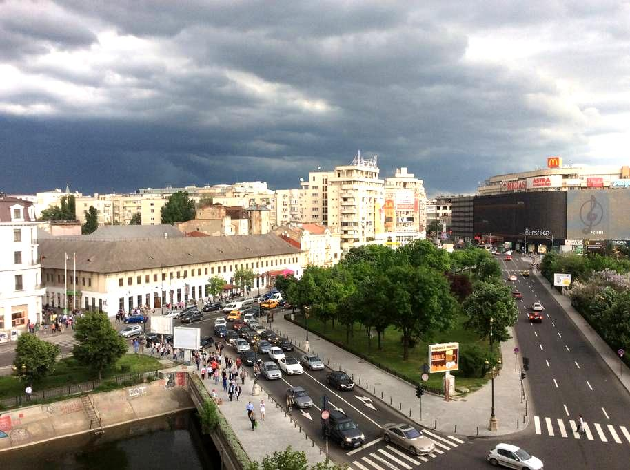 KM Zero Bucharest flat - Bukurešť - Byt