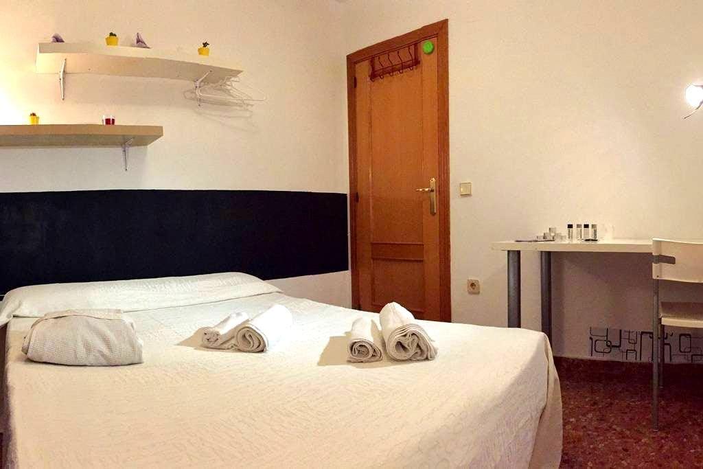 Habitación privada old town centre - València - Apartment