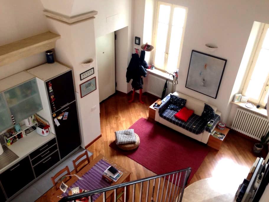 Una stanza a Palazzo Colonnesi - Terni - Appartement