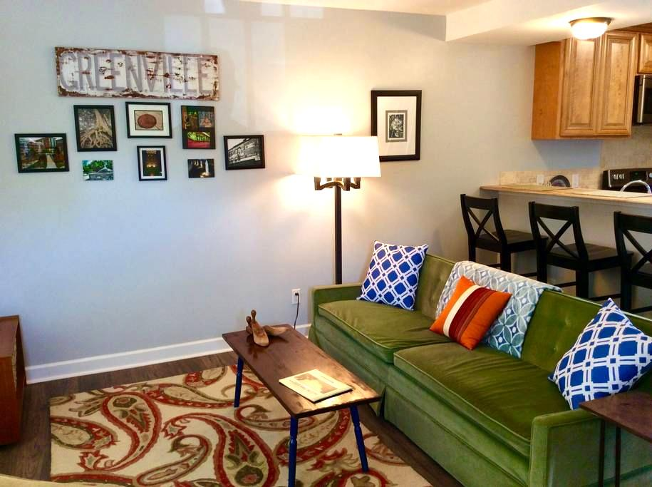 Downtown Elegance and Comfort, #1 - Greenville