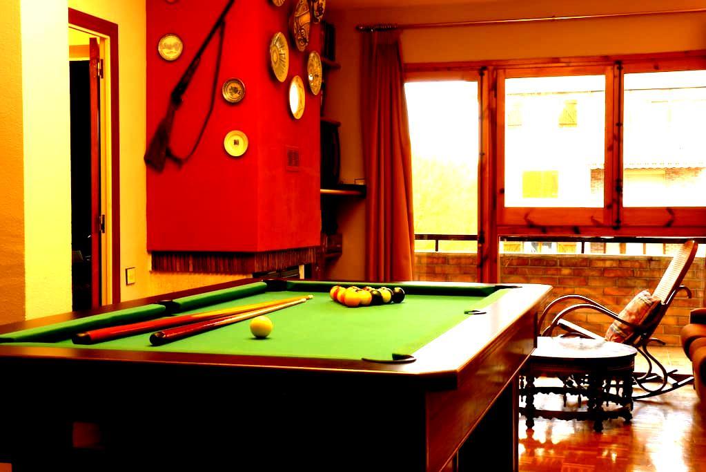 Apartamento Vacacional en Jaca para Familias - Jaca - Apartament
