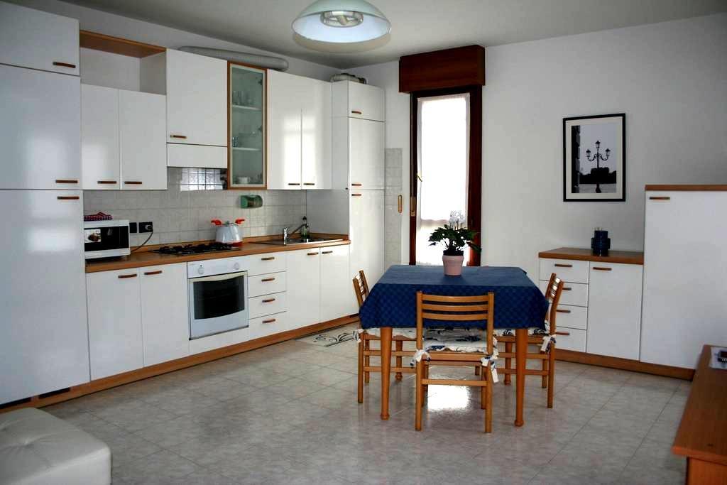 Very luminous modern apartment - Venetië - Appartement