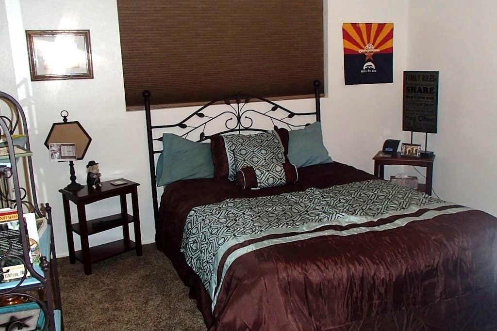 Arizona Western Bedroom or choice of baseballdecor - Scottsdale - Casa