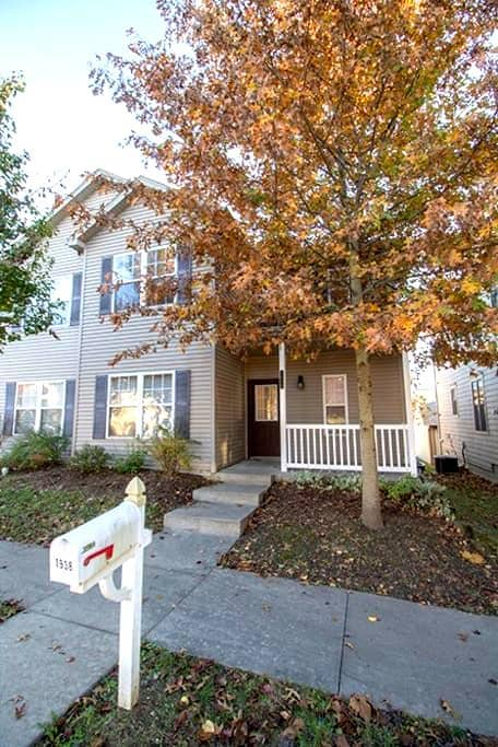 Furnished Spacious Condo in SW Columbia - Columbia - House