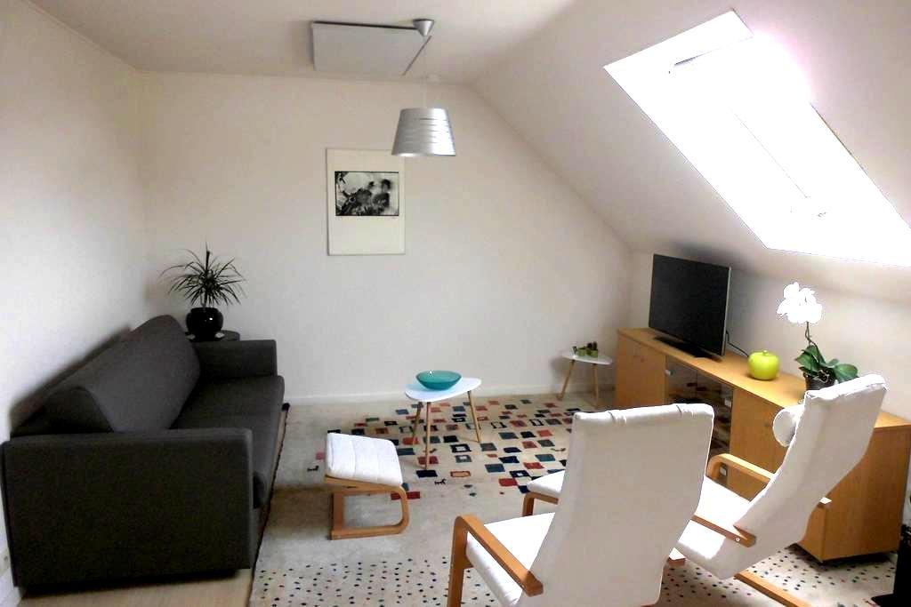 Bovenverdieping in rustige woonwijk GRATIS PARKING - Gand - Villa
