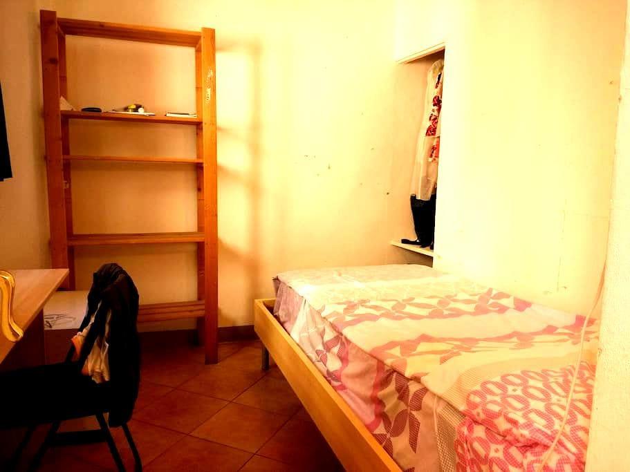 Super CENTRAL Single Room - Florenz - Wohnung