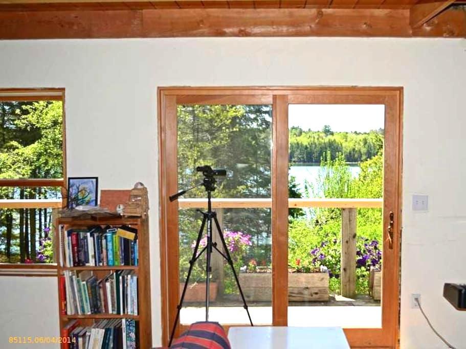 Waterfront Cottage near Acadia Park - Sullivan