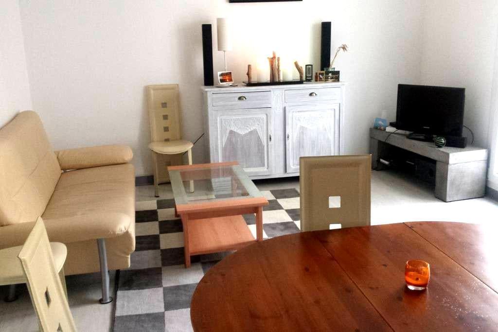 Beau T2 entièrement rénové - Concarneau - Apartment