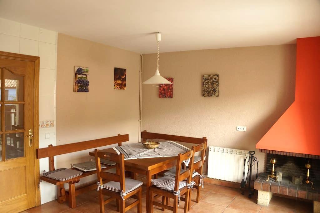 Casa para famílias y grupos grandes - Sant Pau de Segúries