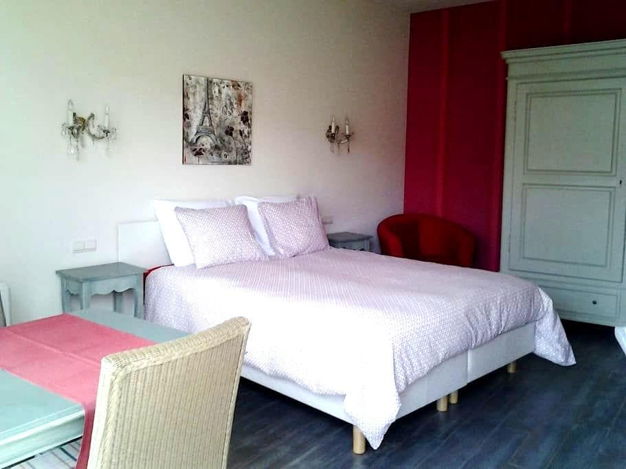 le poirrier - Durbuy - Appartement