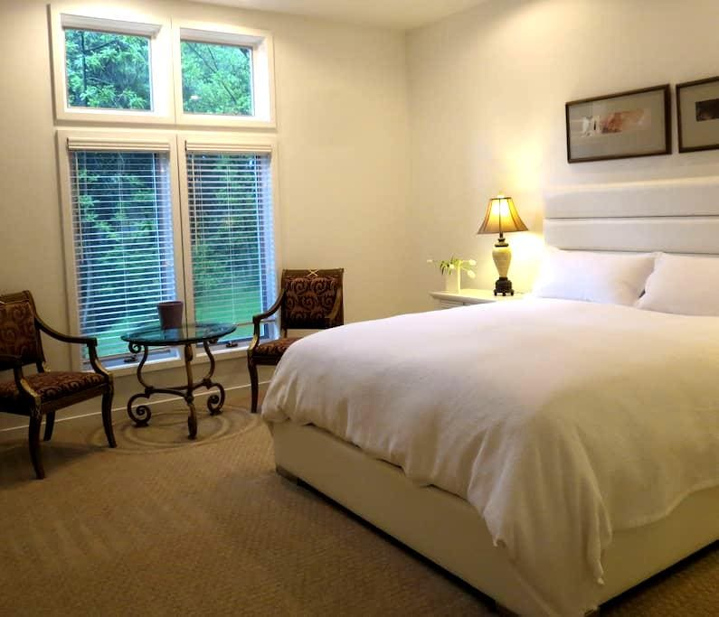 Inn Behind The Wall-Room II - Plymouth - Bed & Breakfast