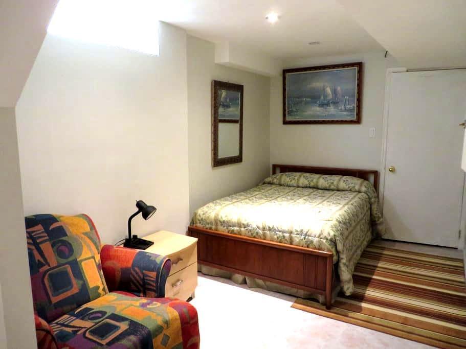 Comfy 1 Bedroom; Exclusive Bathroom, Own Entrance - Barrie