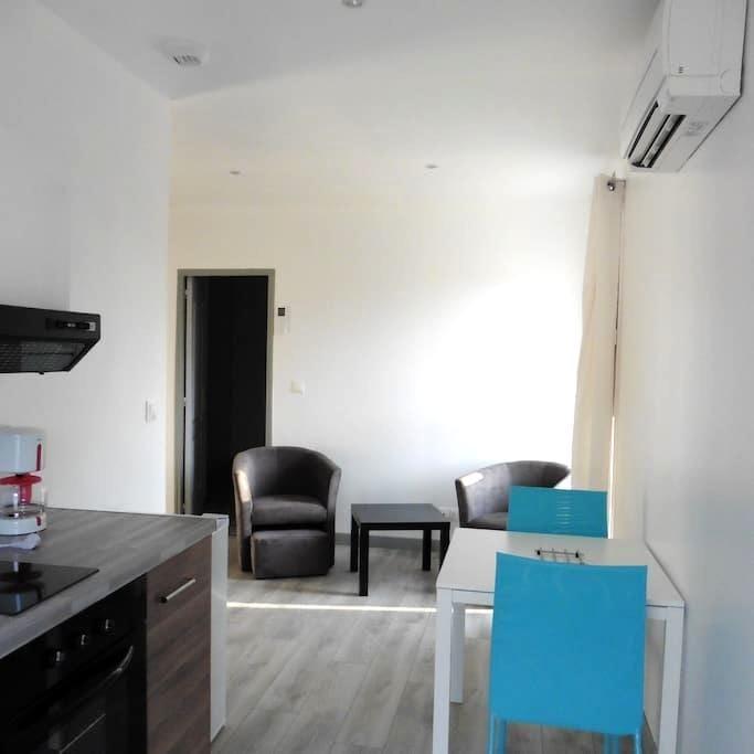 Appartements - Le Bon Mat'Ain - Saint-Jean-de-Niost - Leilighet