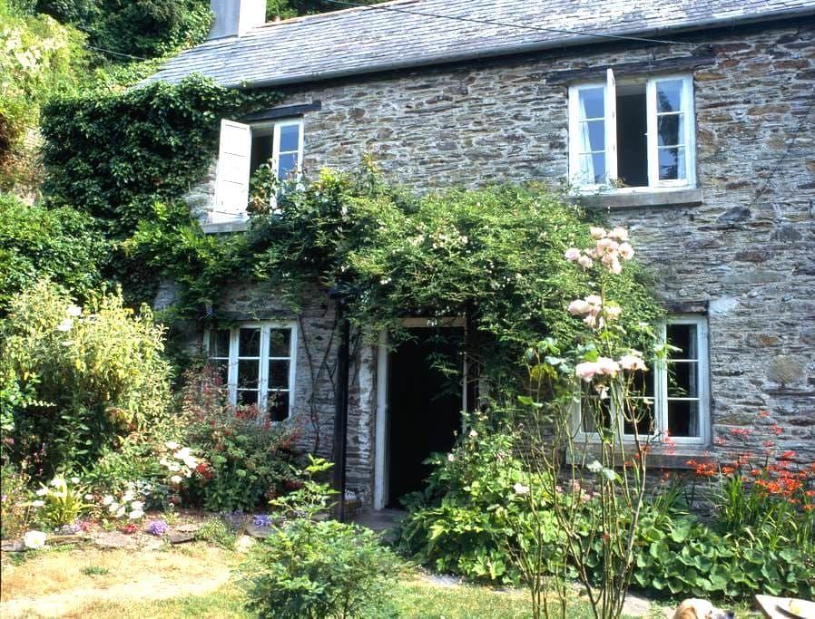 Quack Cottage at Watermill Cottages - Devon - Talo