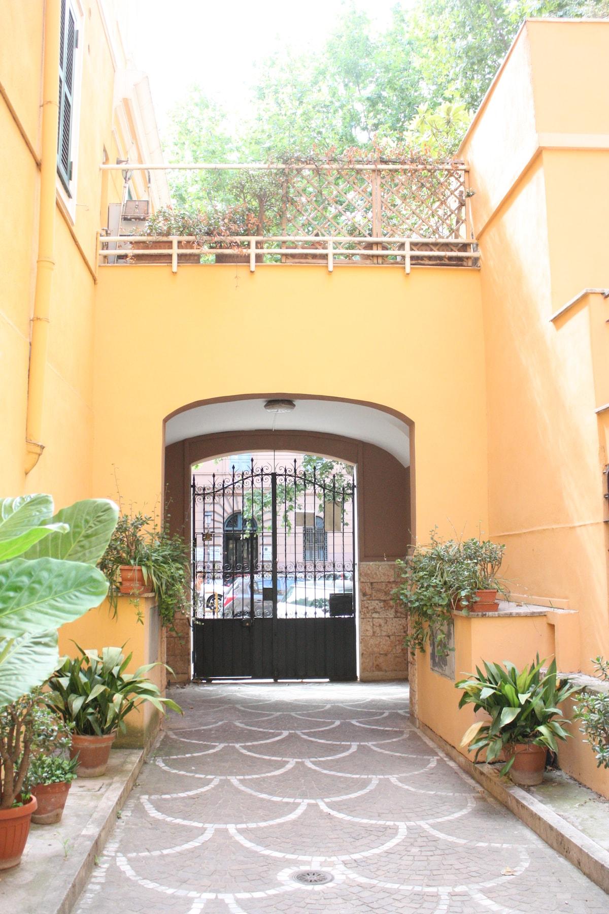 Dai ricci apartment close to city centre parks 4 2 apartments for rent in rome lazio italy