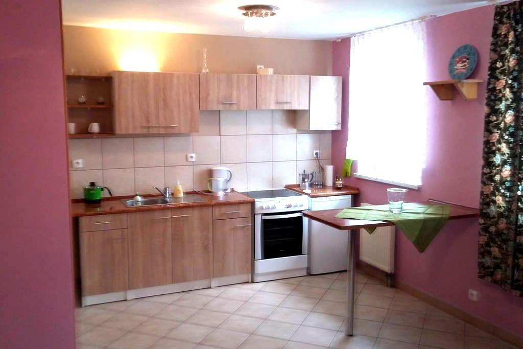 Apartament na strachocinie - Breslávia