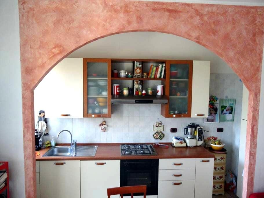 Bright apartment 5min walk from Fair and Old Town - Bolonia - Apartament
