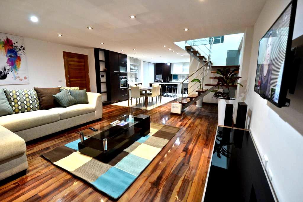 Z&R  Home Perú_Duplex Apartment 1 - Huaraz
