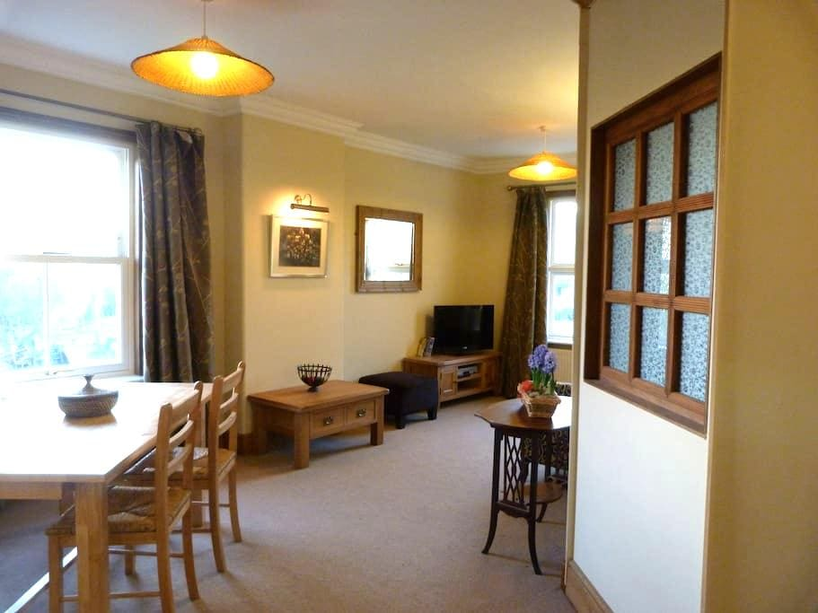 Spacious & elegant apartment - Oswestry - Pis
