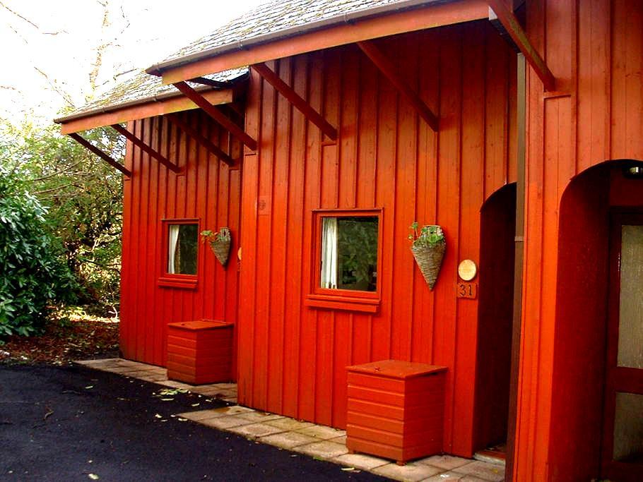 South-west Wales Lodge Holidays - Llanteg - Chalet
