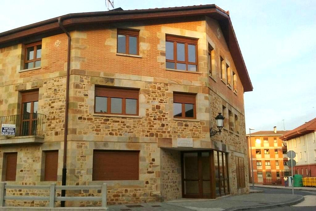 Apartamento rústico en un enclave único - Otxandio - Wohnung