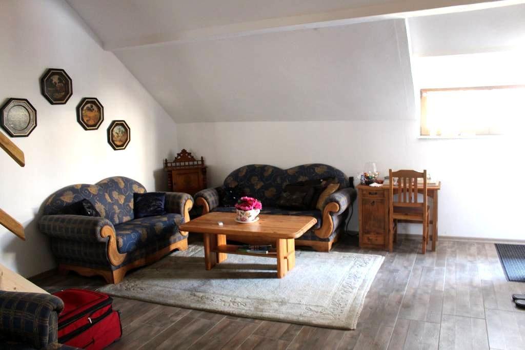 Ferienwohnung im Westerwald, nähe Westerwaldsteig - Bonefeld - Apartament