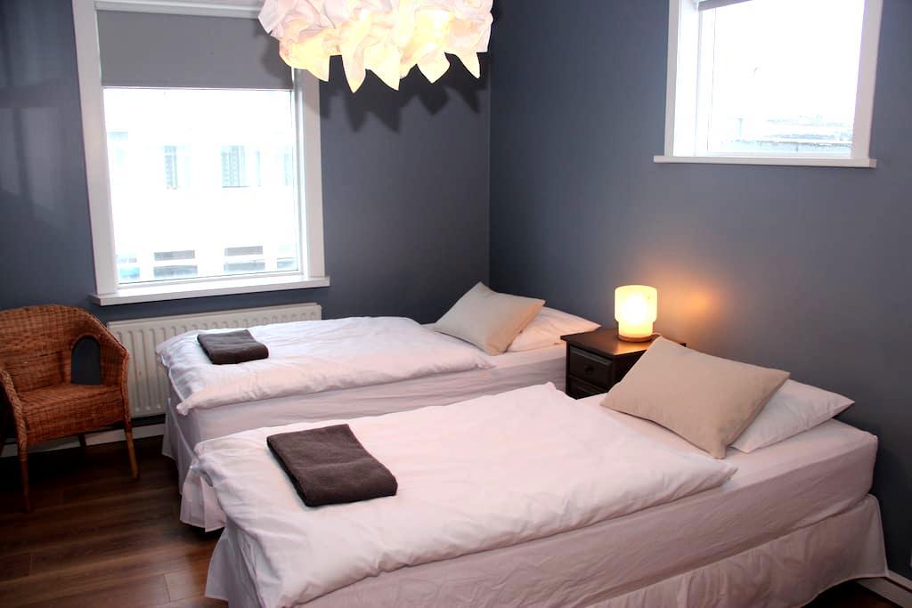 Acco - DBL Room Downtown Akureyri - Akureyri - Dům