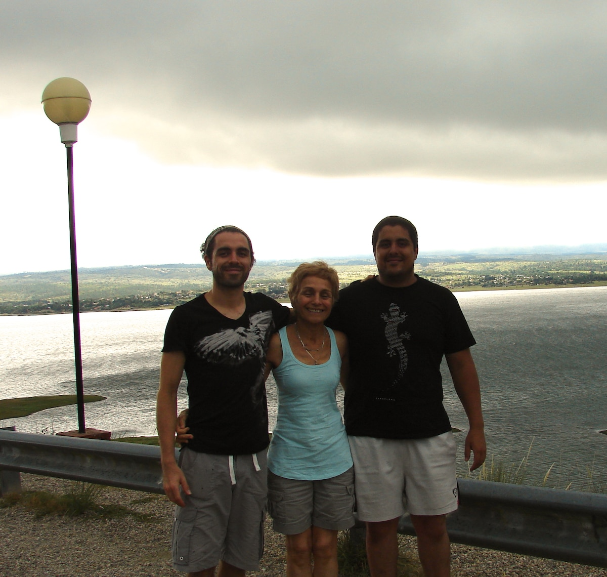 Angela, Ignacio & Ramiro from Córdoba