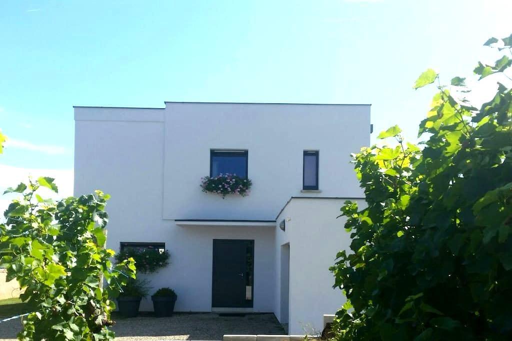 Été sur la route des vins d'Alsace! - Rorschwihr - บ้าน