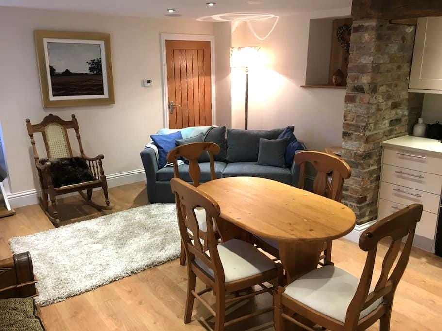 town house, the barn uppingham town - Uppingham - Таунхаус