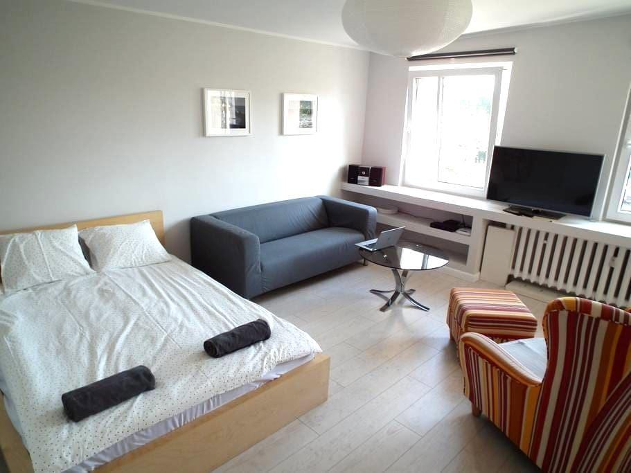 Apartament - 2 sypialnie, Warszawska. - Gdynia