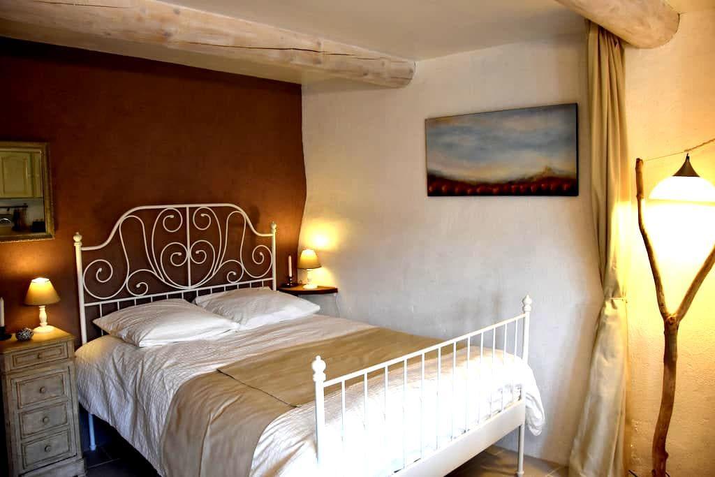 gite de charme 3* au coeur du Luberon - Bonnieux