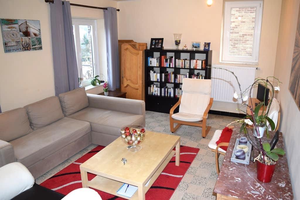 Grand appartement tout confort et calme - Namur