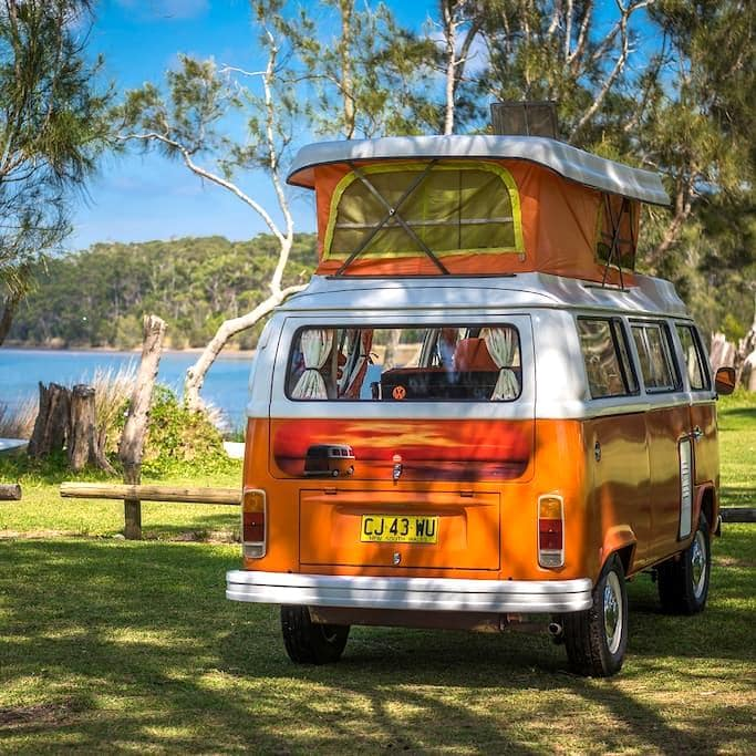 SelfDrive South Coast Holiday in a VW Kombi Camper - Malua Bay