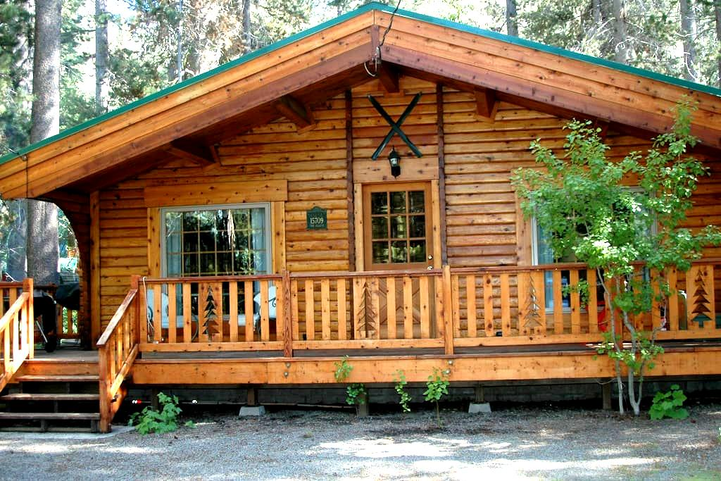 Adorable Donner Lake Cabin - Truckee