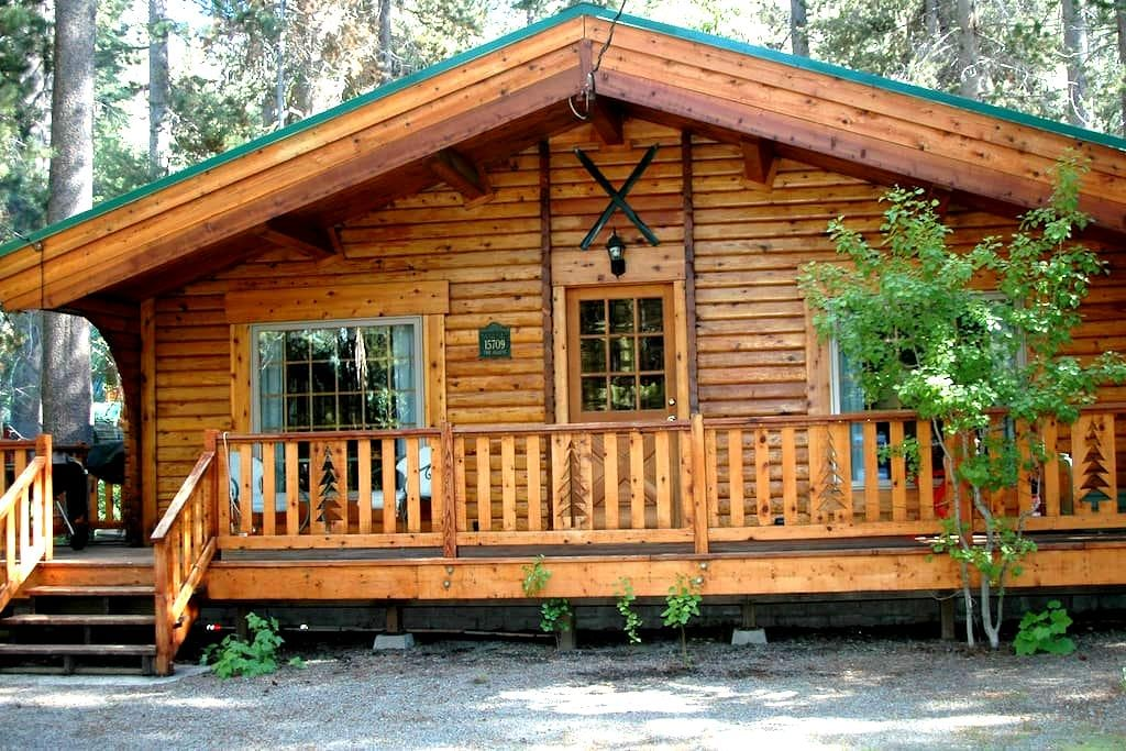 Adorable Donner Lake Cabin - Truckee - Cabanya
