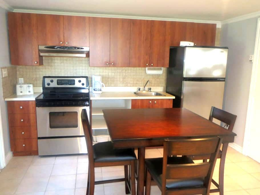 Montreal cozy appartment - Montréal