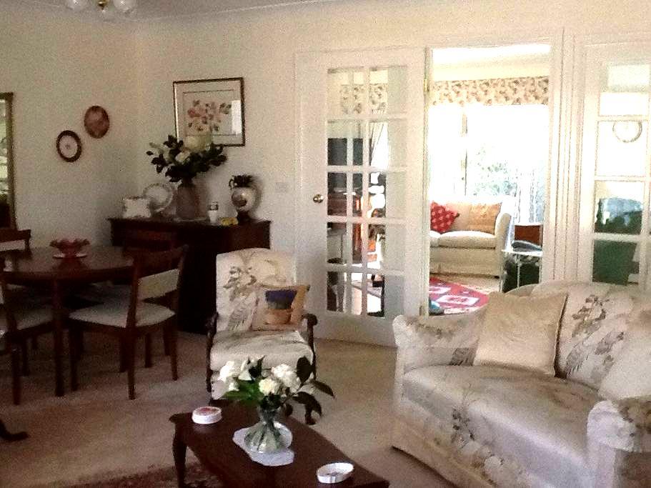 Quite Upmarket Luxury Private Room - Bathurst
