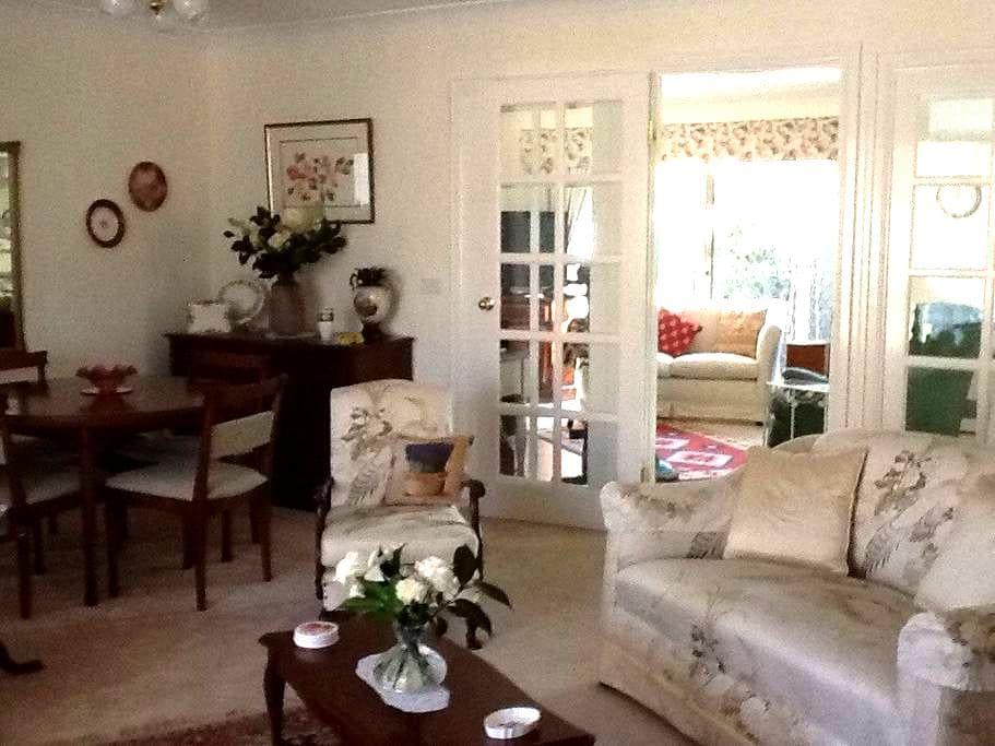 Quite Upmarket Luxury Private Room - Bathurst - Villa