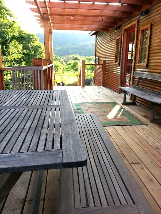 Spacious Boonville Guest House  - 布恩維爾(Boonville)