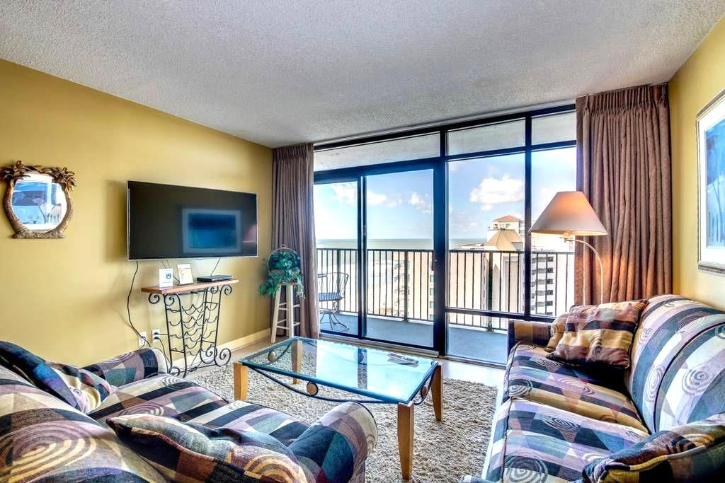 1107 The Verandas by the Sea - 北默特尔海滩(North Myrtle Beach)