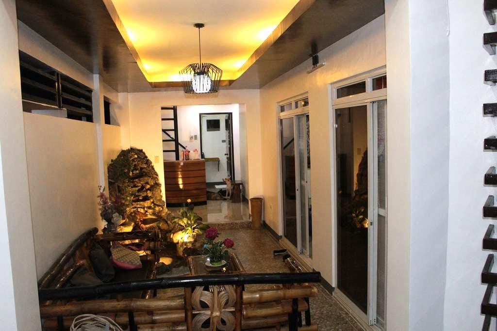 La Soledad Residences  Room 2 - Tacloban City - Hus
