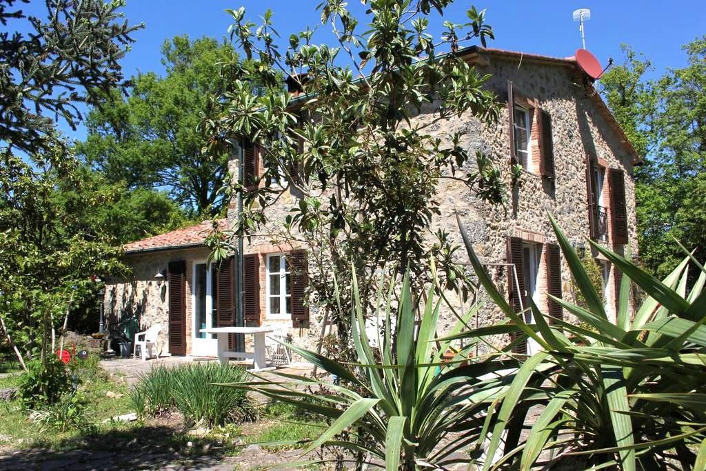 Podere S.Carlo Tuscany Country Room - Ciciano - 家庭式旅館