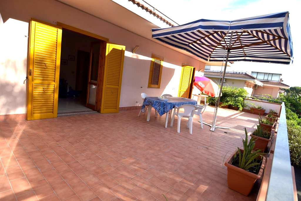 Appartamento lungo mare Fondachello - Mascali - Casa