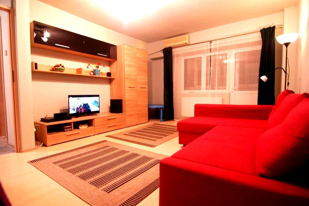 Alina's nice and warm apartment - București