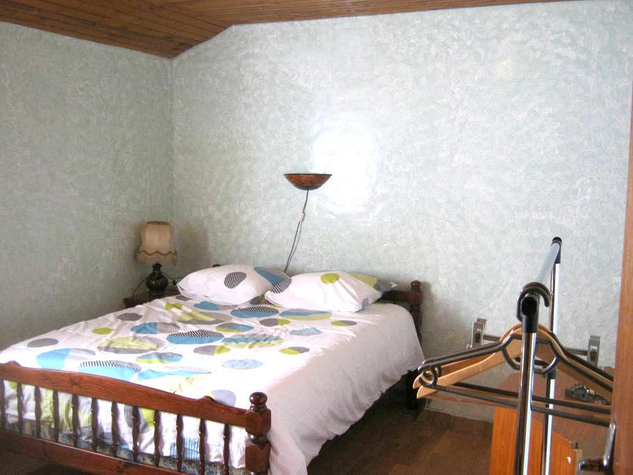 2 chambres,7km du Mont Saint-Michel - Huisnes-sur-Mer