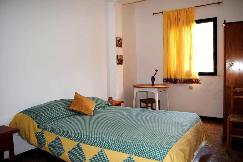 Room in Vallehermoso - Vallehermoso - Bed & Breakfast