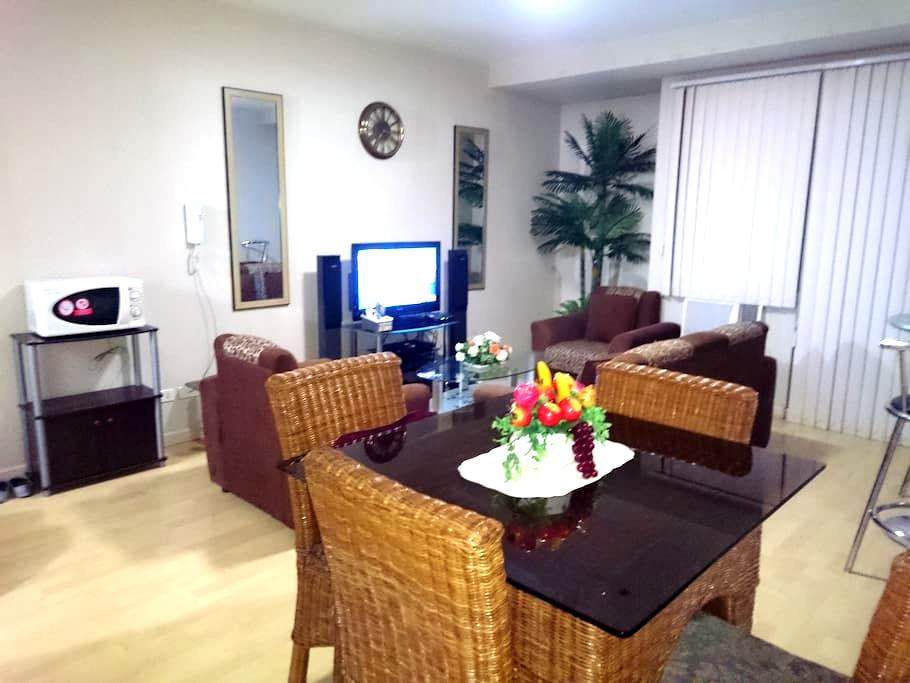 2  Bed. NearMega MaLL   Mandaluyong - Mandaluyong - Appartement