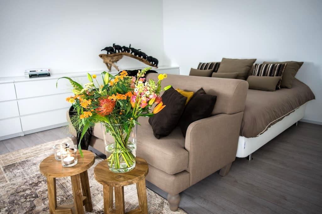 Relaxen aan de Oosterschelde in Studio No.8 - Wemeldinge