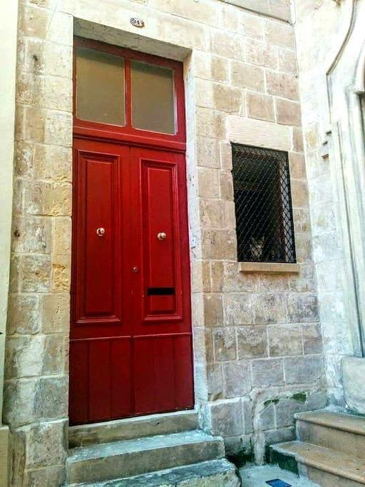 Charming Room in Cultural Valletta, Malta - Valletta
